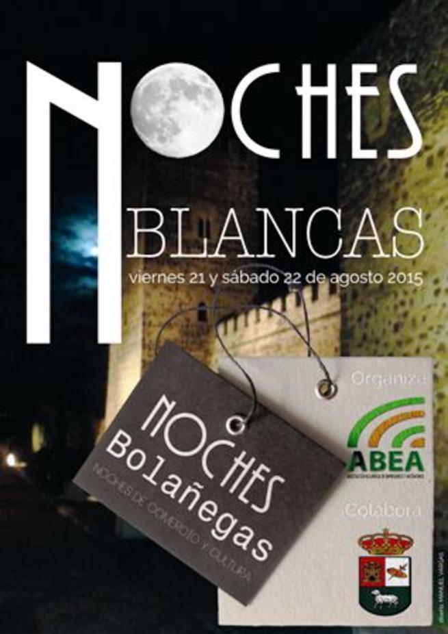 Imagen: Llegan 'Las noches blancas de comercio y cultura bolañegas' a finales de Agosto