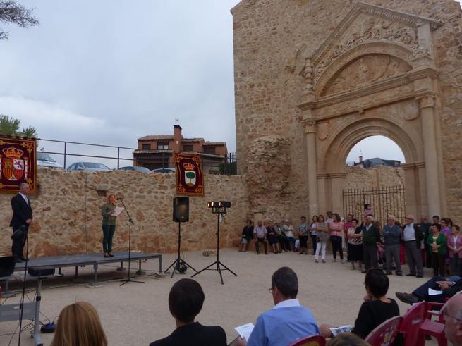 Imagen: Inaugurada la restauración del Convento de San Antonio de Mondéjar