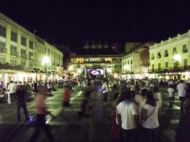 Imagen: 200.000 euros para pagar Pandorga y Ferias