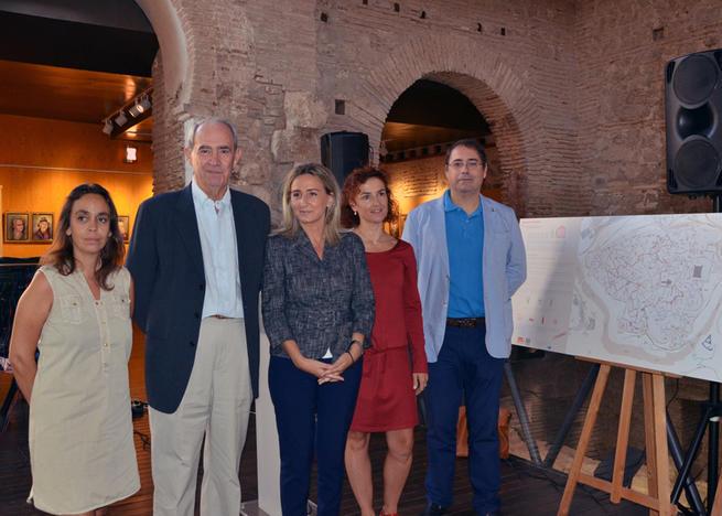 Imagen: Cultura y deporte en dos 'Rutas Patrimoniales Saludables' en Toledo