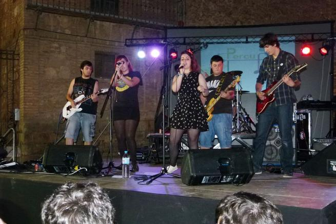 Imagen: Manzanares celebra su VII Semana del Rock