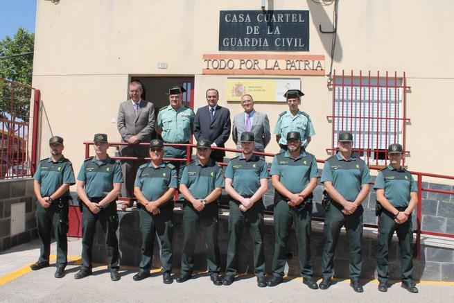 Imagen: Equipos Roca de la Guardia Civil detienen a más de 600 personas