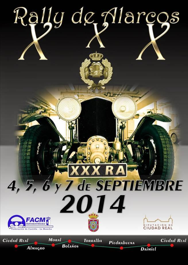 imagen de Rally de Alarcos 2014