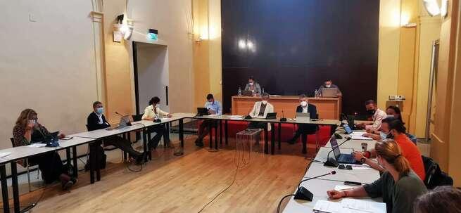 La Comisión de Hacienda de Toledo aprueba modificar los presupuestos para afrontar con urgencia los prejuicios de los temporales