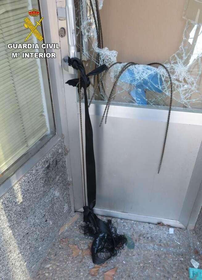 La Guardia Civil detiene a un peligroso delincuente por cometer robos en las provincias de Toledo y Ciudad Real