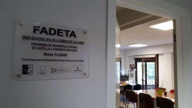 Cuatro proyectos tramitados por FADETA consiguen el 34,74% del total de ayudas de la Diputación Provincial de Guadalajara para infraestructuras agrarias de uso común
