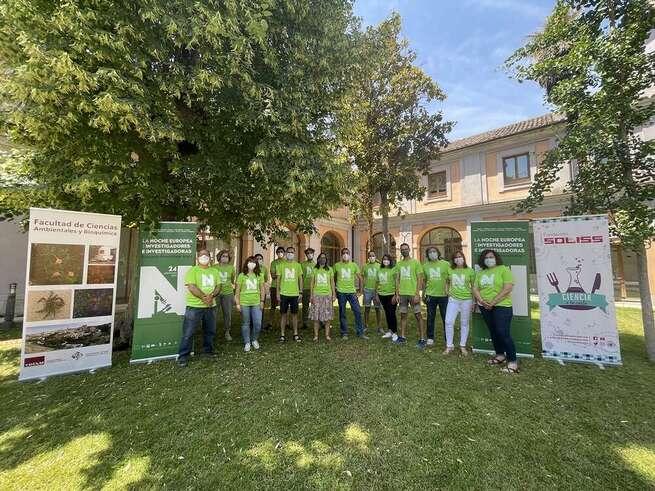 La UCLM anticipa La noche europea de los investigadores con talleres infantiles sobre medioambiente y sostenibilidad