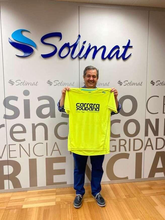 Solimat se une a la lucha contra la pobreza infantil, apoyando la Carrera Solidaria de la Fundación Eurocaja Rural