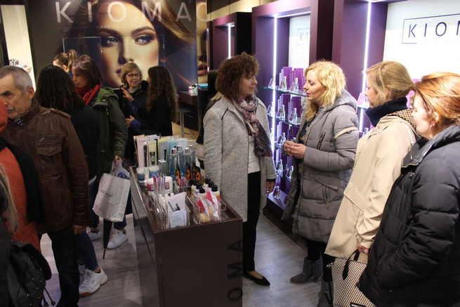 KIOMA, la franquicia italiana de perfumería y cosmética abre sus puertas en Alcázar de San Juan