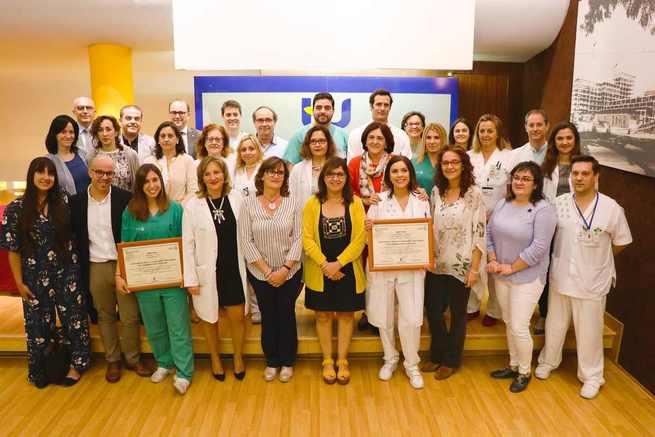 El Gobierno regional destaca la implicación de los profesionales sanitarios en el desarrollo de iniciativas orientadas a la humanización de los cuidados