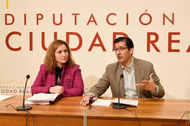 La Diputación de Ciudad Real destina el remanente de 2018 a un plan extraordinario de obras, a carreteras y a la tercera fase del pabellón ferial