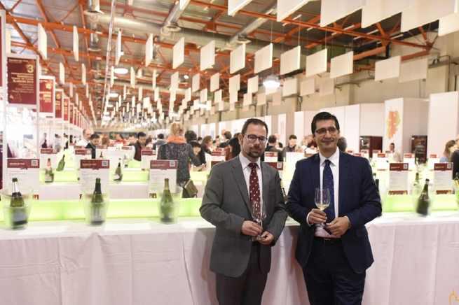 Los compradores destacan La Galería del Vino, la joya de la corona de FENAVIN, según Caballero