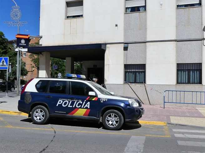 Detenidas cuatro personas como presuntas autoras de varios delitos contra la propiedad en Ciudad Real