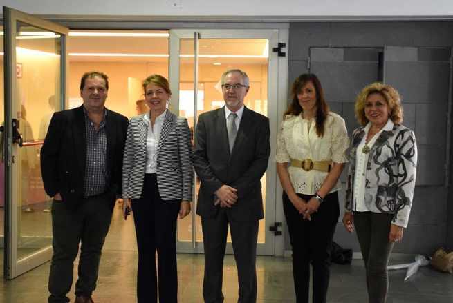 El Gobierno de Castilla-La Mancha reitera su apoyo a la Asociación de Esclerosis Múltiple de Albacete