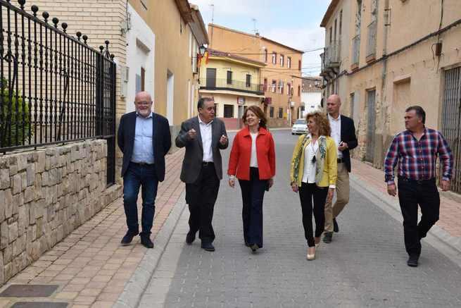 El Gobierno de Castilla-La Mancha afirma que los Servicios Sociales de Hoya-Gonzalo son un referente en la atención de la provincia de Albacete