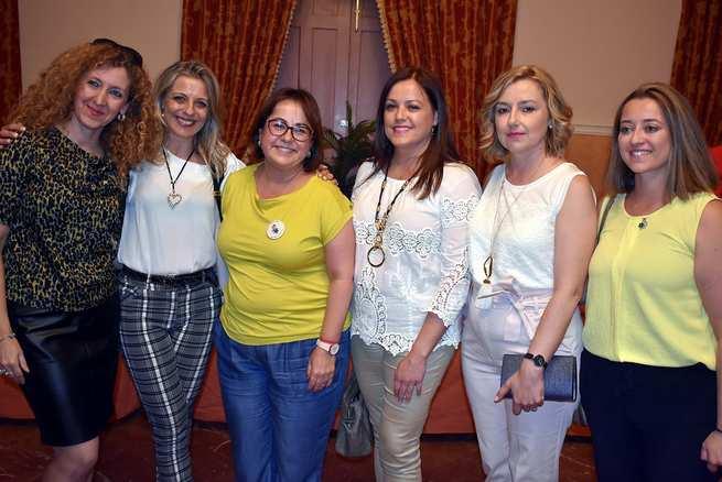 Fátima de la Flor elegida en Ciudad Real Dulcinea 2019