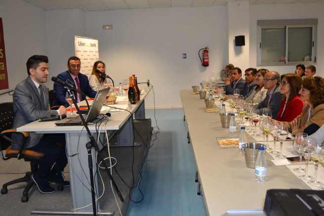"""Gran satisfacción en El Progreso con su cata """"Espumosos y solidarios""""y la participación en FENAVIN 2019"""