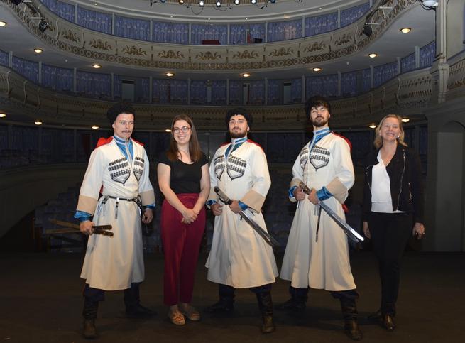 El Auditorio 'El Greco' de Toledo acoge este domingo el musical 'Leyendas de Cosacos' del Teatro Estatal de Danza Cosacos de Rusia