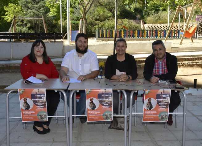 El Gobierno local anima a los toledanos a sumarse el 18 de mayo a la Fiesta de la Primavera de los comerciantes de Santa Bárbara