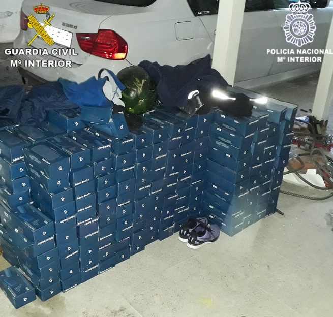 Desarticulado en Toledo un grupo criminal con la detención de cinco varones especializados en el robo de mercancía de camiones