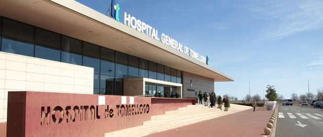 Dos médicos, una enfermera y una auxiliar han sido agredidos hoy en Urgencias del Hospital de Tomelloso