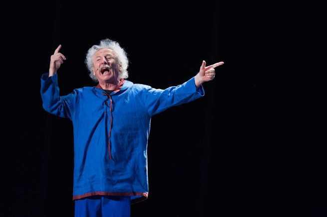 'El Brujo' lleva la vida de San Juan de la Cruz este viernes al Teatro Auditorio en Valdepeñas