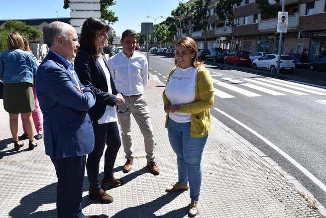 El Gobierno regional ha invertido más de diez millones de euros en la mejora y conservación de carreteras en la comarca de Talavera