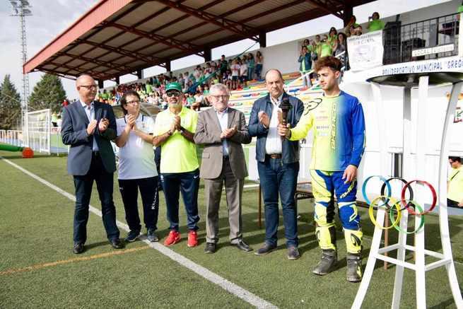 """El Gobierno regional destaca la importancia de encuentros como las Olimpiadas Escolares para """"fomentar la convivencia entre los centros"""""""