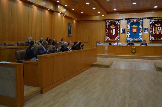 El Ayuntamiento de Talávera aprueba la ayuda para el pago del 50 por ciento del IBI destinada a jubilados y pensionistas de viudedad