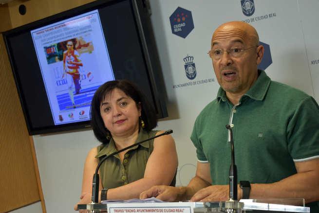 275 atletas compiten en Ciudad Real este sábado en el 32º Campeonato Regional de Atletismo en el Rey Juan Carlos I