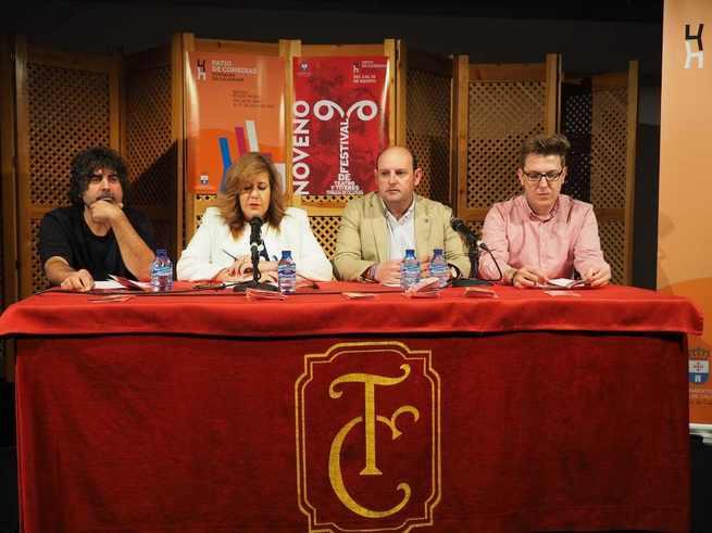 Torralba presenta la programación cultural del Patio de Comedias conformada por más de 30 espectáculos