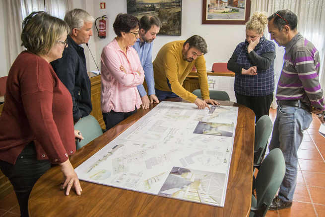 Marchamalo abre a votación pública la elección del proyecto de su futura Biblioteca Municipal