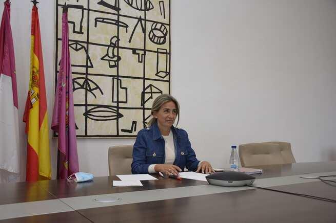Milagros Tolón agradece el trabajo y diálogo de la FEMP para que los ayuntamientos cuenten con fondos para la reactivación