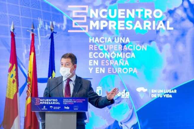 García-Page anuncia la puesta en marcha del Programa 'Garantía+52' que dará cobertura a más de un millar de desempleados en la región
