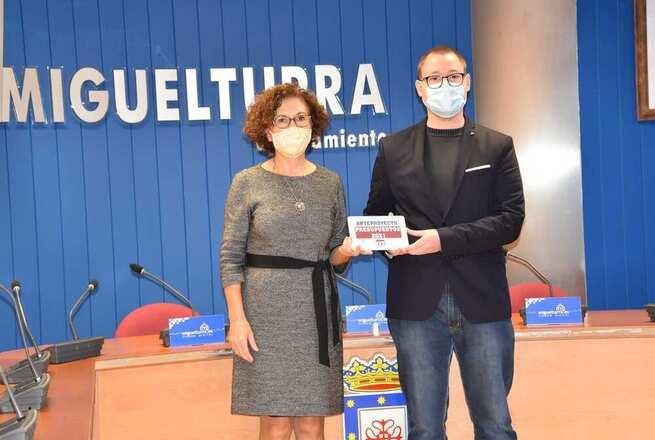 Presentado el proyecto de los presupuestos municipales 2021 del Ayuntamiento de Miguelturra
