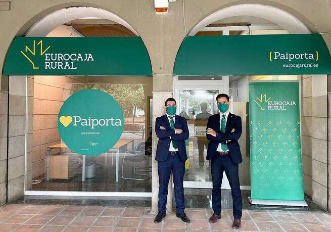 Eurocaja Rural prosigue su expansión y abre nueva oficina en Paiporta (Valencia)
