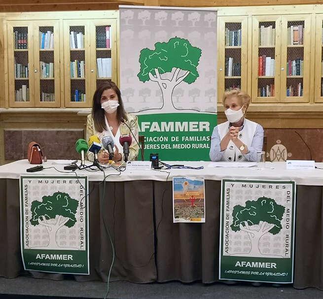 AFAMMER presenta Camino de Uclés, un camino para el emprendimiento y la visibilidad de las mujeres rurales de Cuenca