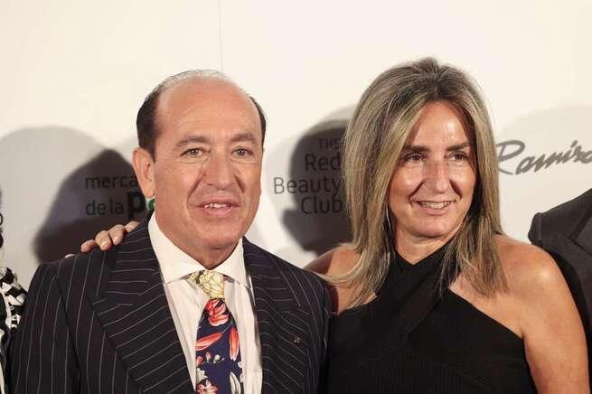 La alcaldesa de Toledo respalda al diseñador toledano Félix Ramiro en su primer desfile en la Mercedes Benz Fashion Week de Madrid