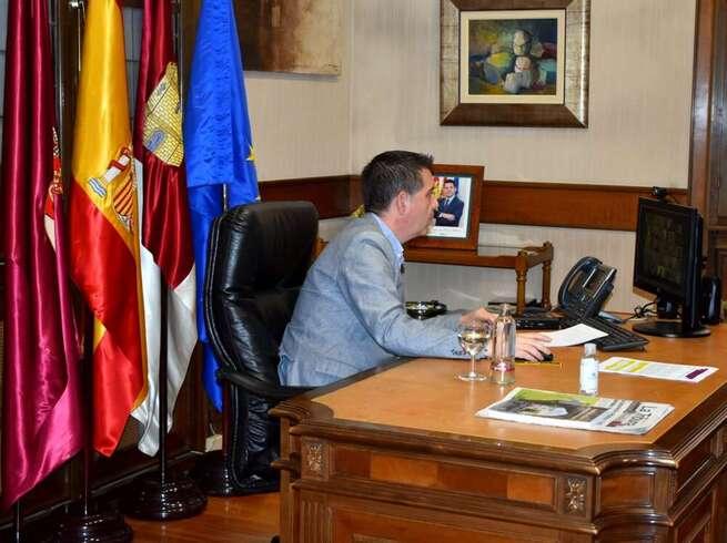 Cabañero apela al papel fundamental de los Ayuntamientos en la implementación de los ODS de la Agenda 2030 en la provincia