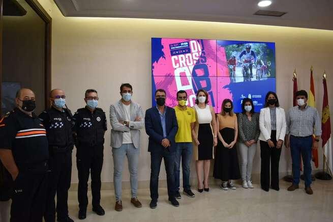 La Diputación de Albacete reitera su apoyo al 'DuCross Albacete 2021' que vuelve este domingo 26 de septiembre