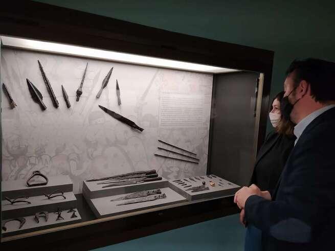 El Gobierno regional realiza una serie de mejoras en el Museo de Ciudad Real con nuevas piezas y nuevos contenidos