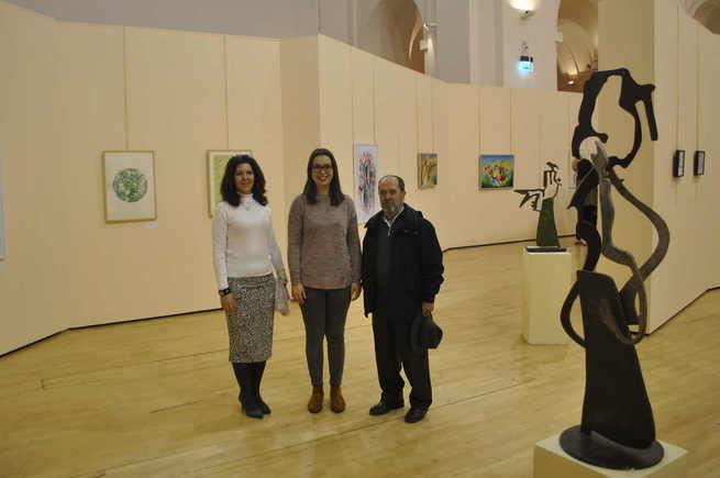 El Centro Cultural San Marcos de Toledo acoge una exposición colectiva de artistas españoles y argentinos hasta el 24 de febrero