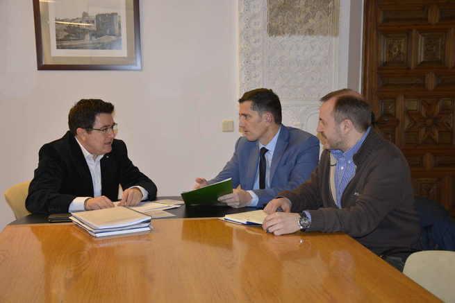 El Ayuntamiento de Toledo valora incluir en su estrategia de ciudad una propuesta de Iberdrola para la innovación y sostenibilidad