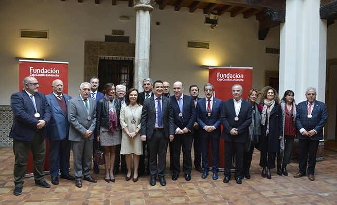El Ayuntamiento de Toledo tiende la mano a la Academia de Gastronomía y alaba el trabajo de Martínez Arroyo como Académico de Honor