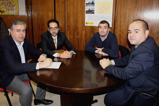 El Ayuntamiento de Albacete cede el uso del Recinto Ferial a la Junta de Cofradías para ensayos de cara a la Semana Santa