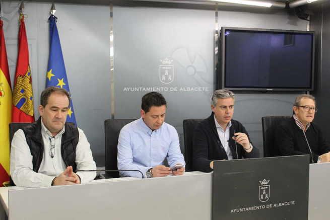 El Ayuntamiento de Albacete destinará 150.000 euros a terminar el Centro Sociocultural de El Salobral, cuya construcción se paralizó por los incumplimientos de la empresa constructora