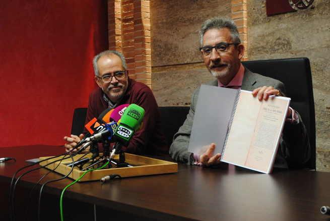 Valdepeñas saldará 117 años después una deuda de 1.000 pesetas por el manto de su patrona