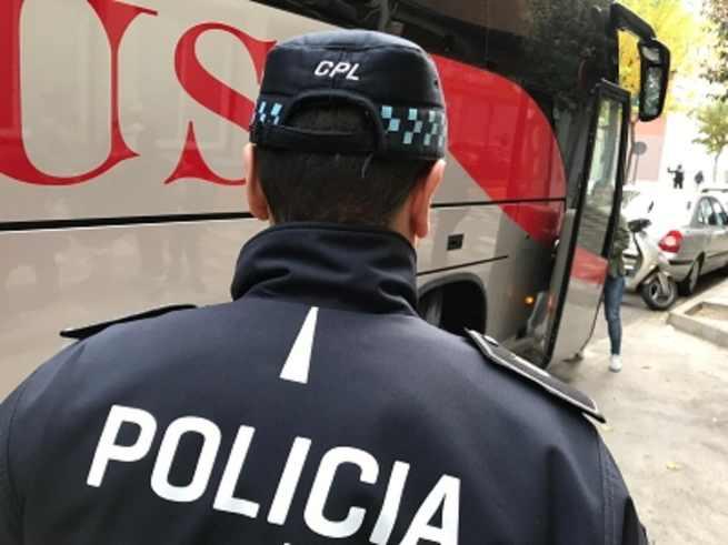 La Policía Local de Albacete participa en la Campaña Especial de la DGT sobre 'Control de Transporte Escolar' la semana del 4 al 8 de febrero