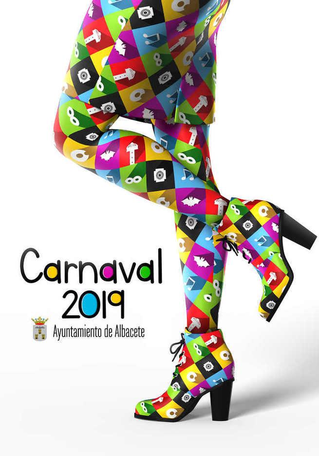 Presentado el cartel de carnaval de Albacete