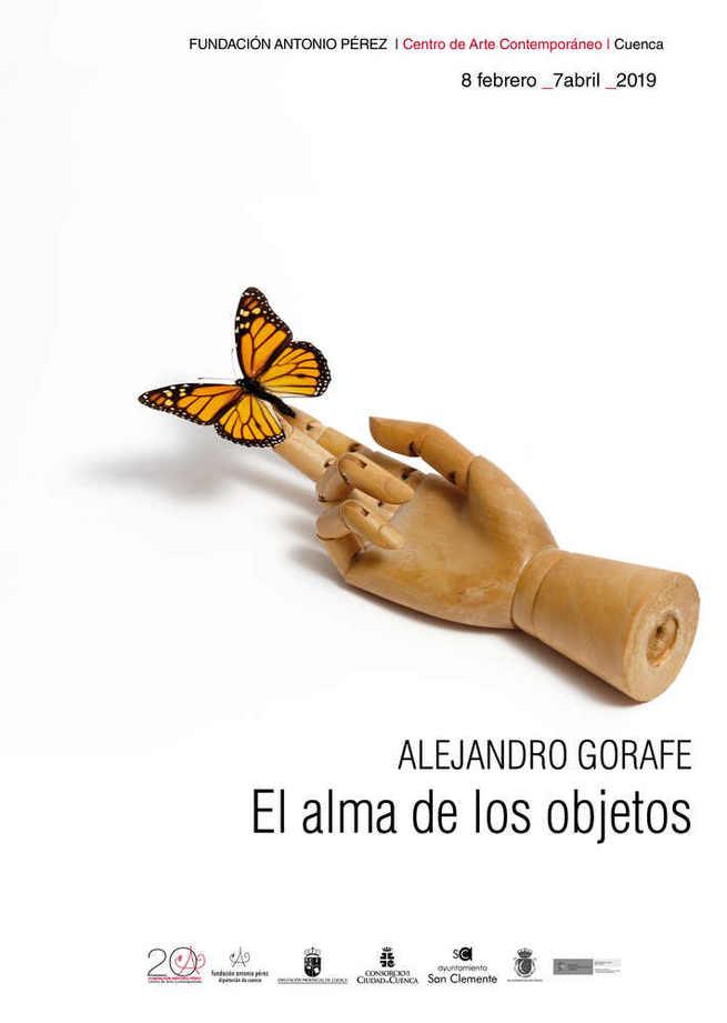 """La exposición de pintura """"El alma de los objetos"""" de Alejandro Gorafe se presenta en Cuenca"""